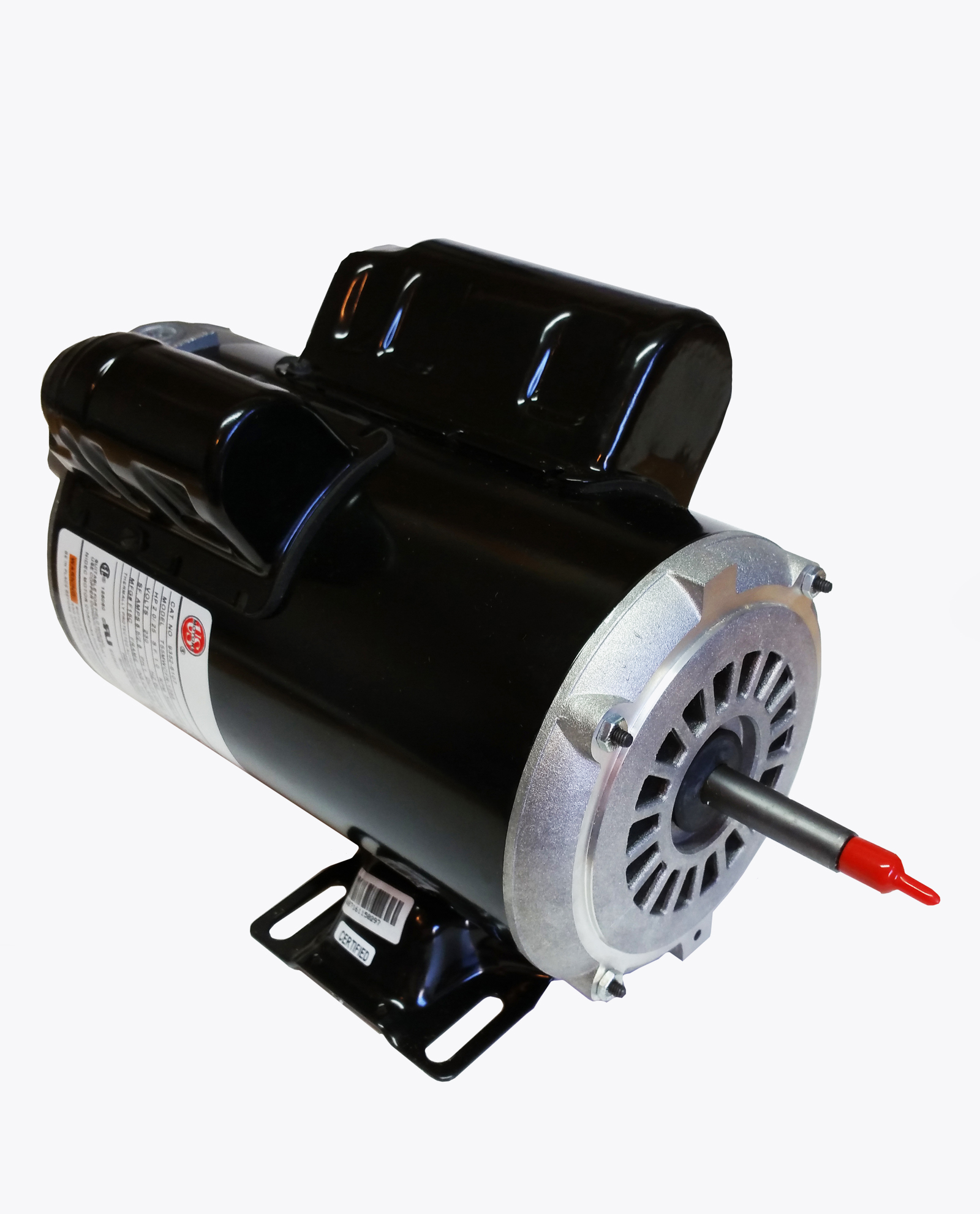 2 Hp Motor 230volt 2 Speed Hot Tub Spa Motor Hydro