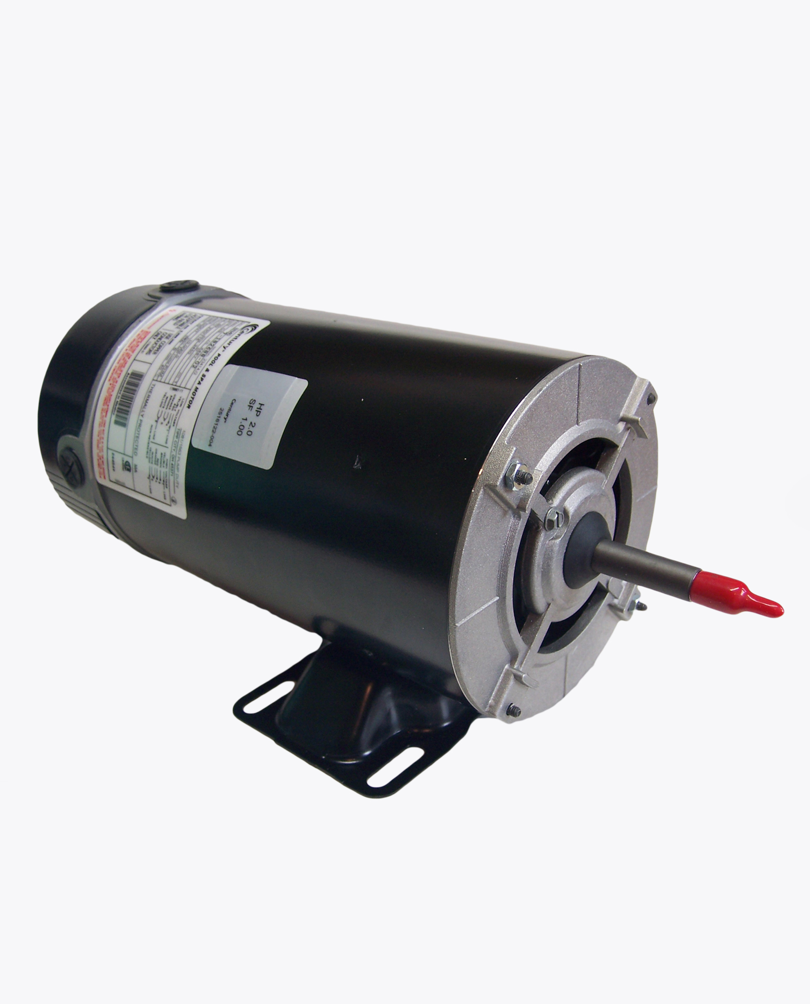 2 Hp Motor 115 230volt 1 Speed Hot Tub Spa Motor